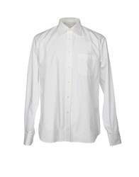 Ingram Shirts White