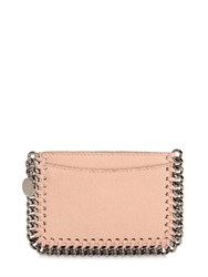 Stella Mccartney Falabella Shaggy Faux Deer Card Holder