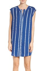 Bb Dakota Women's Zea Stripe Shift Shirtdress