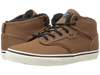 Globe Motley Mid Toffee Antique Fur Men's Skate Shoes Brown