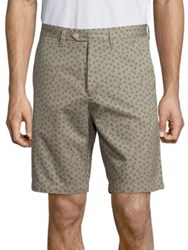 Saks Fifth Avenue Anchor Printed Shorts