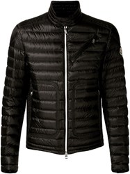 Moncler 'Delabost' Padded Jacket Black
