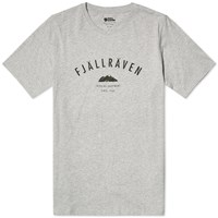 Fjall Raven Fjallraven Trekking Equipment Tee Grey