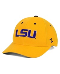 Zephyr Lsu Tigers Competitor Cap Yellow