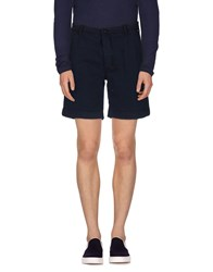 Blauer Denim Bermudas Dark Blue