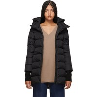 Herno Black Down Hilo Jacket