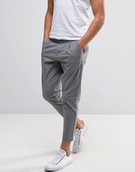 Only And Sons Cropped Chino Gray