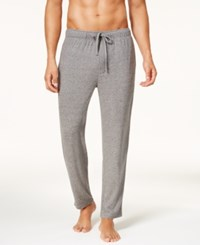 32 Degrees Men's Ultra Soft Fleece Pajama Pants Light Heather Grey