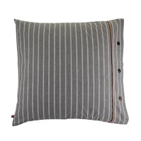 Tommy Hilfiger Grey Stripe Pillowcase 65X65