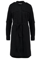 Noisy May Nmvella Trenchcoat Black