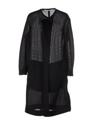 Schumacher Coats And Jackets Full Length Jackets Women Black