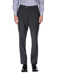 J.W. Tabacchi Trousers Casual Trousers Men Lead