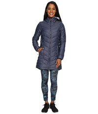 Lole Claudia Jacket Amalfi Blue Heather Women's Jacket