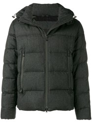 Tatras Padded Hooded Jacket Grey