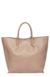 Urban Originals Butterfly Faux Leather Tote Beige Nude