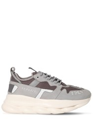 Versace Chain Reaction Ii Sneakers Grey