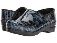 Sanita Original Professional Phantom Blue Women's Clog Shoes