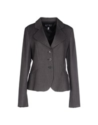 Armani Jeans Suits And Jackets Blazers Women Grey