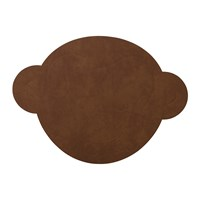 Lind Dna Monkey Table Mat Natural