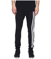Yohji Yamamoto M 3 Stripe Pants Black Men's Casual Pants