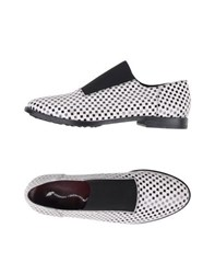 Opening Ceremony Footwear Moccasins Women White