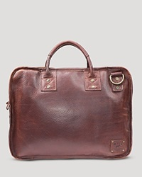 Will Leather Goods Hank Satchel Cognac