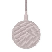 Native Union Drop Wireless Charger Pad Rose