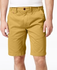 Barbour Men's Neuston Twill Flat Front Shorts