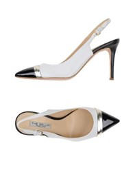 The Seller Footwear Courts Women White