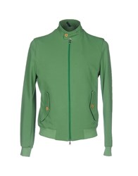 Domenico Tagliente Sweatshirts Green