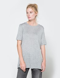 Cheap Monday Radiance Top In Grey