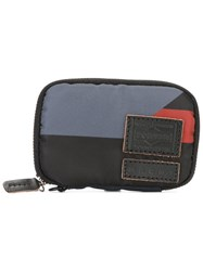 Marni X Porter Yoshida Zip Up Wallet Black