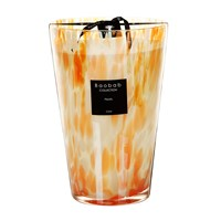 Baobab Collection Scented Candle Coral Pearls 35Cm