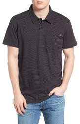 Billabong Men's Standard Issue Stripe Jersey Polo