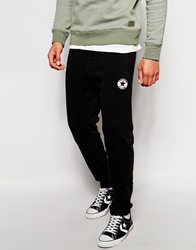Converse All Star Patch Cuffed Sweatpants Navy