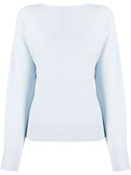 Vince Long Sleeve Fitted Jumper 60