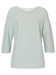 Betty And Co. Knitted Top Cloud Green