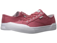 Huf Classic Lo Ess Tx Nautical Red Men's Skate Shoes