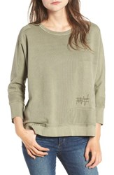 Zadig And Voltaire Women's Ahina Patch Pullover