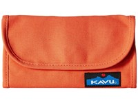 Kavu Big Spender Mandarin Wallet Handbags Orange
