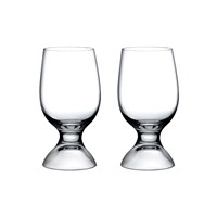 Nude Ron Arad Red Or White Water Glasses Set Of 2