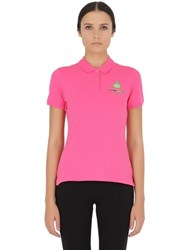 Dynamo Camp Stretch Cotton Pique Polo Shirt