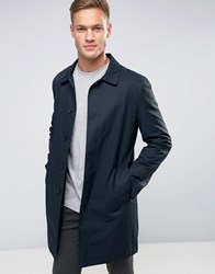 New Look Lightweight Trench In Navy Navy