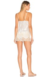 Kisskill Mrs Short Pajama Set White