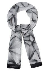 Tiger Of Sweden Bollicine Scarf White