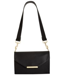 Inc International Concepts Yvonn Crossbody With Interchangeable Straps Only At Macy's Black