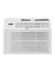 Lg Electronics Window Air Conditioner White