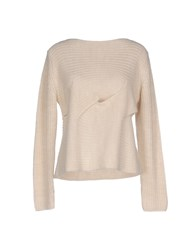 Belair Sweaters Ivory