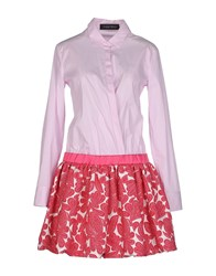 Christian Pellizzari Dresses Short Dresses Women Pink