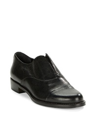 Charles By Charles David Jackson Leather Loafers Black